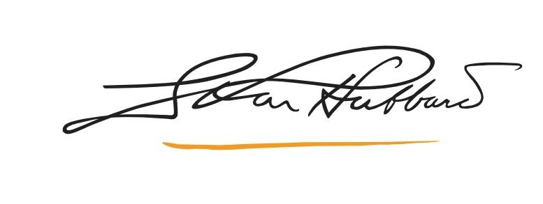 L. Ron Hubbard - zakladateľ Scientológie